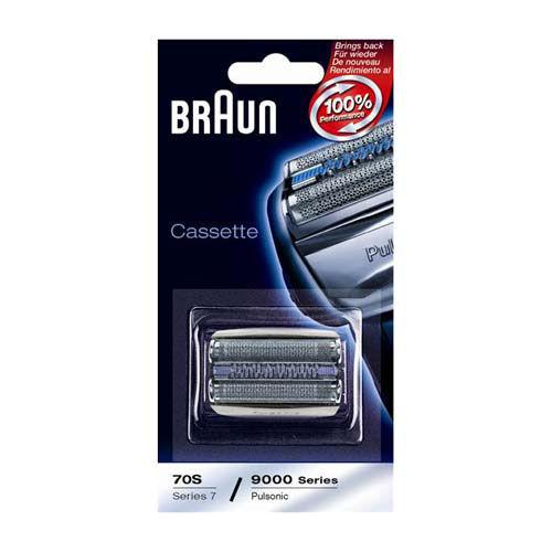 BRAUN Combi-Pack Series 7-70S, nahradna planzeta + noz