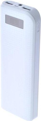 Remax AA-1003 powerbanka 20 000 mAh, biely