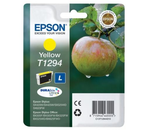 EPSON T12944021 YELLOW cartridge Blister