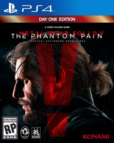 Metal Gear Solid V The Phantom Pain - hra pro PS4