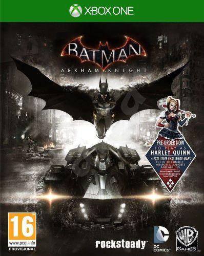 Batman: Arkham Knight - hra pro XBOX ONE