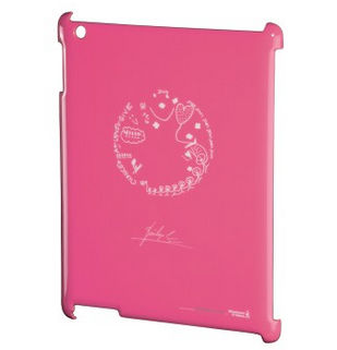 Whatever it Takes obal pre iPad2, dizajn: Penelope Cruz, ružový