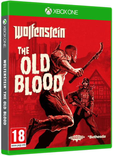 Wolfenstein The Old Blood - hra pre XBOX ONE
