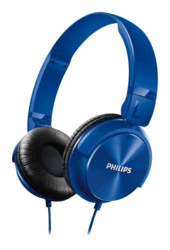 Philips SHL3060BL/00 (modrá)