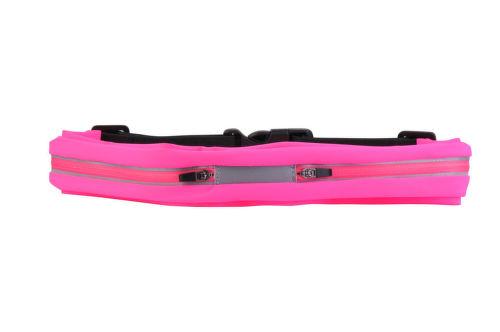 Winner Running belt (ružový)