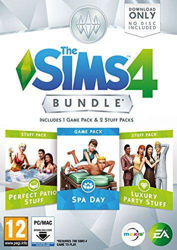 The Sims 4 Bundle sada