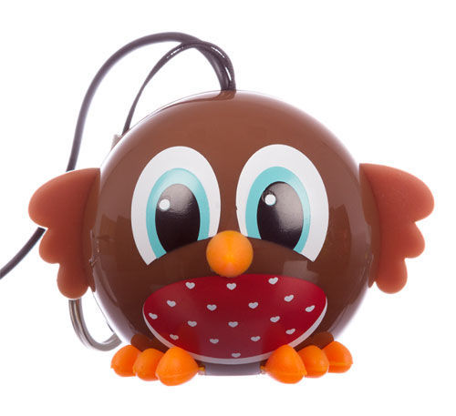 KitSound repro Vták - prenosné repro