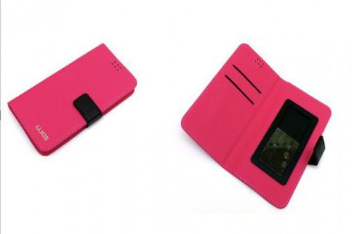"Winner Pouzdro Pure UniBook 6"" (ružové)"