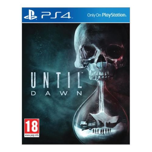 Until Dawn - hra pro PS4