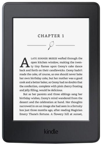 Amazon Kindle Paperwhite 3 - čtečka knih