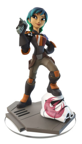 DISNEY Infinity 3.0 - Star Wars: Figurka Sabine