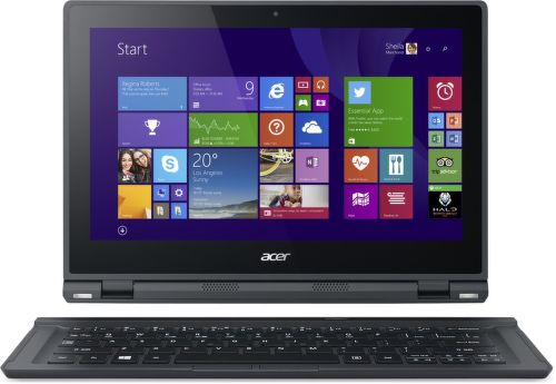 Acer Aspire Switch 12 NT.L7FEC.002, SW5-271-61Y5 (čierny) - notebook 2v1