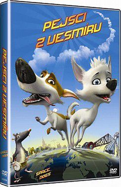 Psy vo vesmíre - DVD film