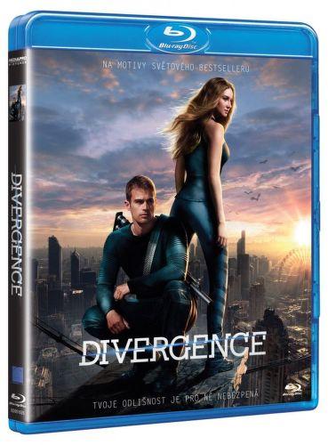 Divergence - Blu-ray film