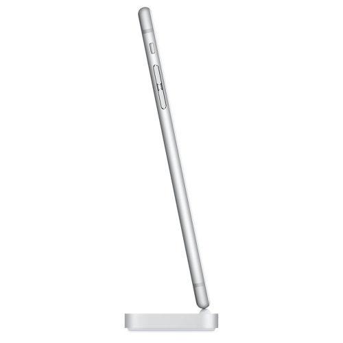Apple Lightning Dock pre iPhone ML8H2ZM/A (strieborný)