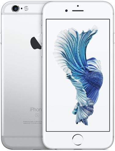 Apple iPhone 6s 128 GB (strieborný)