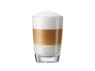JURA Poháre Latte Macchiato 11 cm, Poháre na Latte Macchiatto