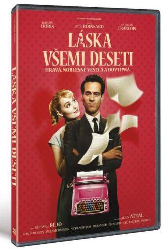 Láska všetkými desiatimi - DVD film