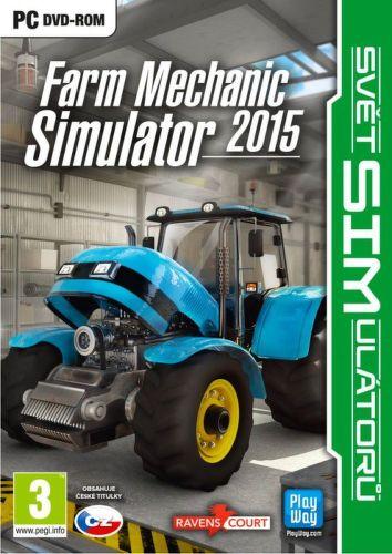 Farm Mechanic Simulator 2015 - hra pro PC