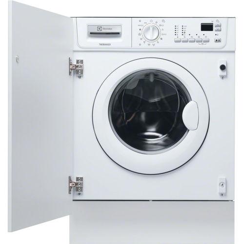 Electrolux EWG147410W, vstavaná práčka