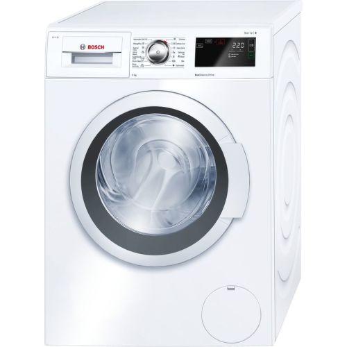 Bosch WAT28660BY, Spredu plnená práčka