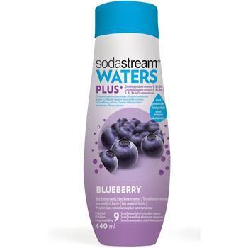 Sodastream WATERS PLUS čučoriedka