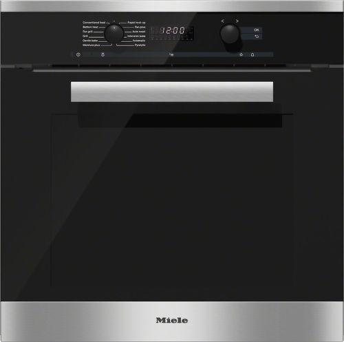Miele H6267BP CZ  - čierna vstavaná rúra