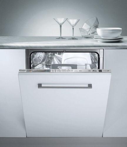 Candy CDI 6015WIFI, smart vstavaná umývačka riadu