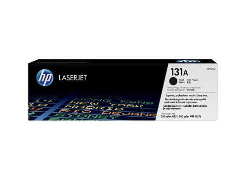 HP CF210A LaserJet black 131A - toner