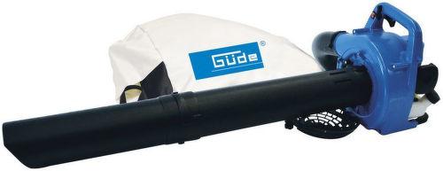 GUDE GBLS 7000, benzínový vysávač lístia