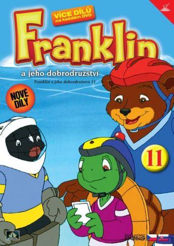 FRANKLIN A JEHO DOBRODRUŽSTVÍ 11