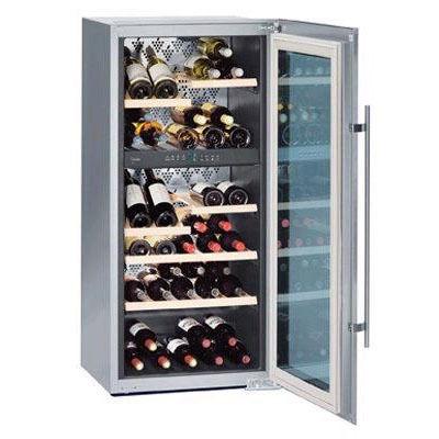 Liebherr WTEes 2053, chladnicka na vino