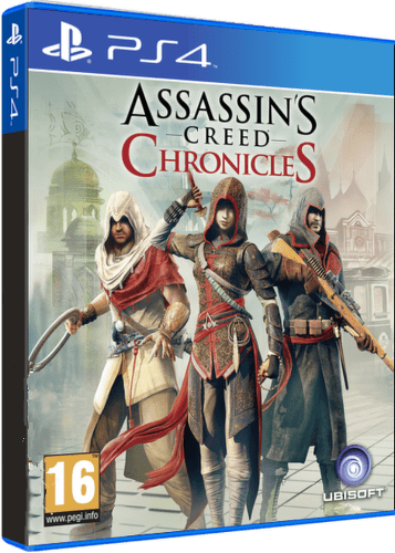 PS4 - Assassin´s Creed Chronicles