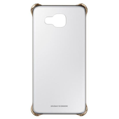 SAMSUNG EF-QA510CF Clear Cover A5 (A510), Gold