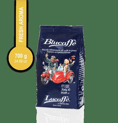 LUCAFFE Blucaffe 700g zrno