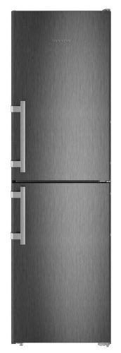 Liebherr CNbs 3915 - čierna kombinovaná chladnička