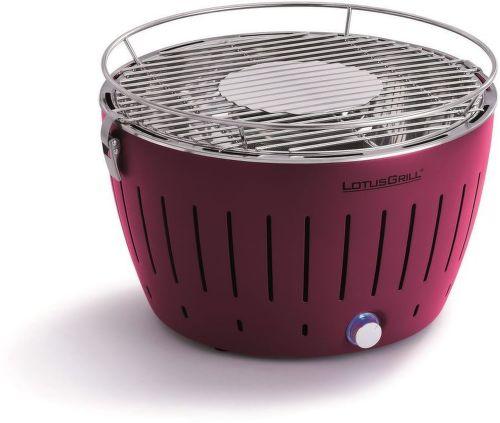 LOTUSGRILL Purple, Gril na drevené uhlie_1