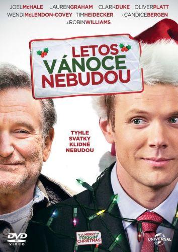 Letos Vánoce nebudou - DVD film