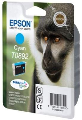 EPSON T08924020 CYAN cartridge, blister