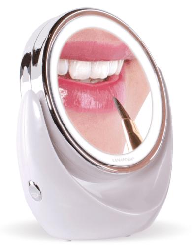Lanaform LED Mirror X10 - dvojité zrkadlo