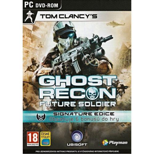 PC - Ghost Recon Future Soldier