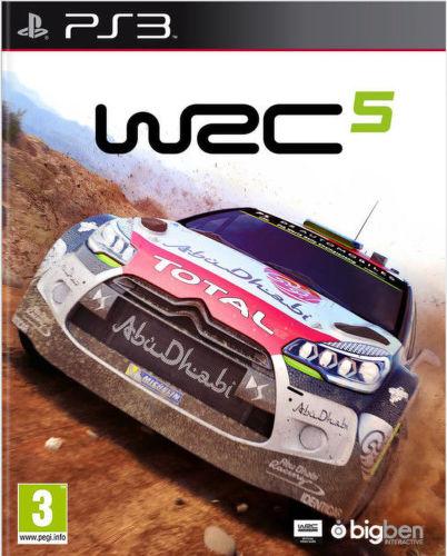 PS3 - Wrc 5