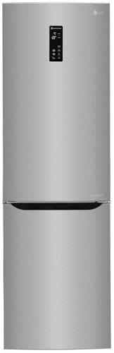 LG GBB59PZFZS nerezová kombinovaná chladnička