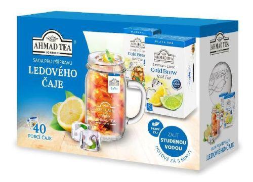 AHMAD Ľadový čaj 2x20ks + pohár, Ľad. čaj 2x20ks + pohár