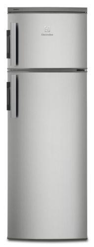 ELECTROLUX EJ2302AOX2, strieborná kombinovaná chladnička