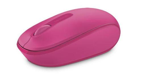 MICROSOFT Wireless Mouse 1850, Pink