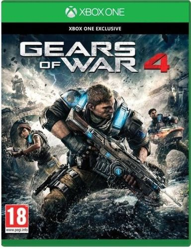 MICROSOFT XONE Gears of War, Hra
