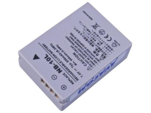 AVACOM DICA-NB10-365, Batéria pre foto