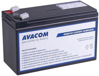 AVACOM AVA-RBC18, Batéria pre UPS