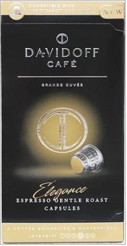 DAVIDOFF Café Elegance 5,5g, Kapsulová k
